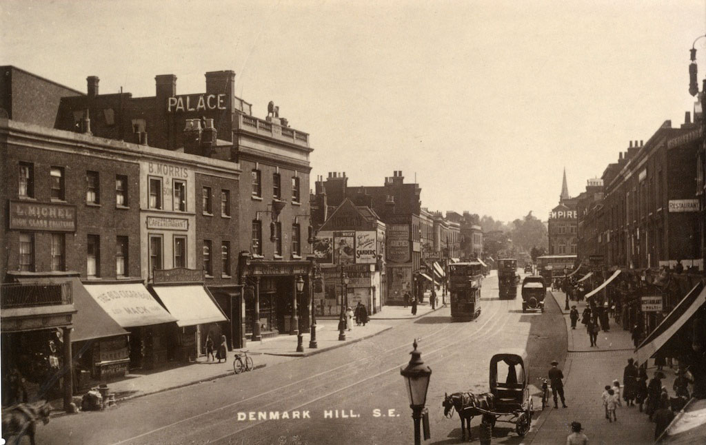 A Timeline History Of Camberwell